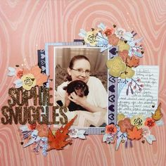 "Sara Misher with ""Sophie Snuggles"" process video using Focus on You collection"