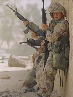 Saudi Arabia Army U.S Forces Maneuver Exercise Kuwait Crisis Photographic Print by David Longstreath at Art.com