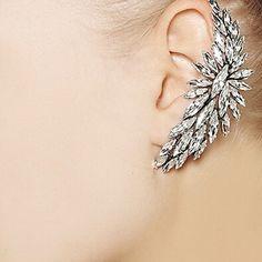 shixin® mode transparante diamanted oor manchet (1 st) - EUR € 3.91