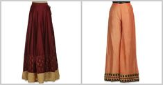 What do you like to pair short with? Skirts B. Short Kurtis, Cool Designs, Ethnic, Saree, Skirts, Pants, Blog, How To Wear, Stuff To Buy