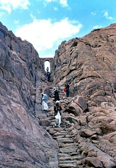 One of the best things i've ever done.  Climb Mount Sinai in Egypt.