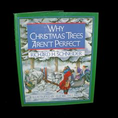 Why christmas trees arent perfect hardback childrens picture story