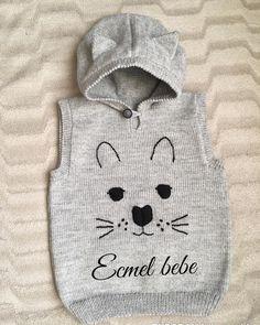 """1,140 Likes, 45 Comments - Ecmel Bebe (@ecmelbebe) on Instagram: """"#knittinglove#Örmeyiseviyorum#siparişalınır#severekörüyorum#Örgüaşkı#Handmade#Elörgüsü#Babies#Boys#And#Girls#Ceket#Yelek#elbise#Tulum#patik…"""""""