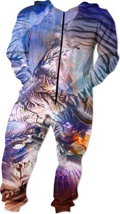 Order today your onesie printed with my pigmented beeswax (encaustic) available from RageOn!