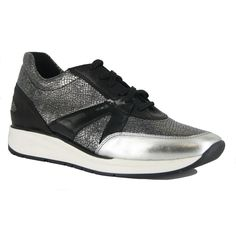 opvallende Footnotes Sneaker Staal Dublin 76.012 G