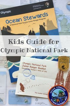 Earn all the Junior Ranger badges and patches in Olympic National Park with your kids. I've got all the details to plan your trip including the best beaches for tide pooling and a swimming pool in the park.