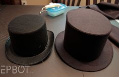 EPBOT - How to make a tophat