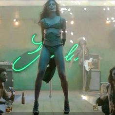 "Freida Pinto did some dirty dancing too in Bruno Mars' video ""Gorilla."""