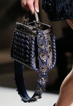 Fendi& Spring 2016 Runway Bags are Exactly as Good as You Were Hoping - Inquiries: left_right_arrow: left_right_arrow: 0190 Small payment cash Small money, - Purses And Handbags, Leather Handbags, Leather Bag, Handbag Accessories, Fashion Accessories, Dior, Clutch Bag, Tote Bag, Best Designer Bags
