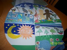 Our Creation Lapbook (all the kiddos) | Souls In Movements Lapbooks