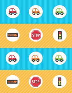 Digital Scrapbook Clip Art Printable - Transportation Design - Car, Train, Boat, Airplane, Truck free - Pesquisa Google