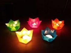 Papier-Windlichter verzaubern den Advent!: Bild 1