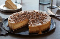 Triple-Caramel Cheesecake Recipe - Kraft Recipes