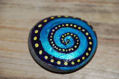 Stone Love Turquoise Spiral