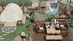 Animal Crossing Wild World, Animal Crossing Guide, Animal Crossing Villagers, Animal Crossing Pocket Camp, Aesthetic Women, Aesthetic Gif, Aesthetic Grunge, Blue Aesthetic, Aesthetic Clothes