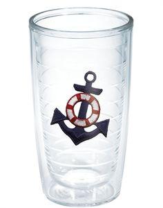 Sun & Surf | Anchor - Blue | Anchor - Blue | Tumblers, Mugs, Cups | Tervis