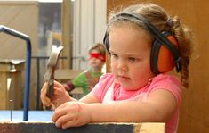 Carpentry Play and Early Childhood Education