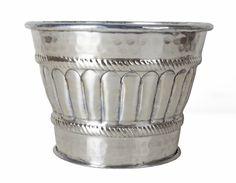 Plantenpot aluminium