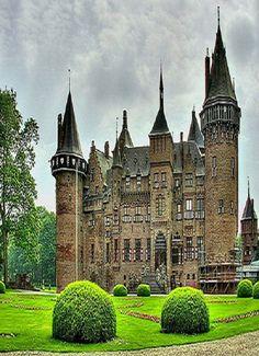 Castle De Haar, Holanda