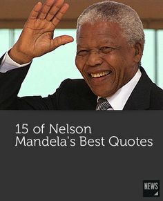 A collection of quotes that personify the former president of South Africa's spirit. Nelson Mandela Quotes, Former President, Best Quotes, Presidents, Spirit, Live, Words, Inspiration, Quotes By Nelson Mandela