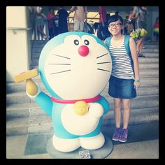 I'm addicted to you, don't you know that you're toxic I  Doraemon #Doraemon #HongKong - @tiff_whathing   Webstagram