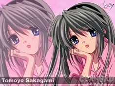 widescreen backgrounds clannad