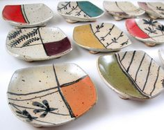 LaPella Pottery on etsy