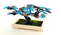 Multi-colored Wire Desktop Tree by angelhitsground on DeviantArt