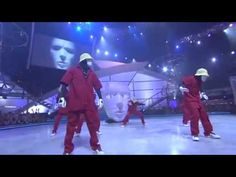 Jabbawockeez love them! Their personalities and dancing just makes them amazing.