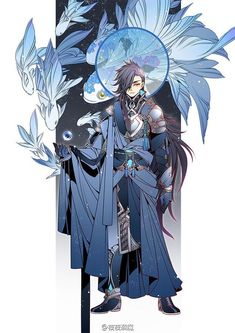 Keron Reeva Dhalaen - Head of the Institute of Zoology Fantasy Character Design, Character Design Inspiration, Character Concept, Character Art, Anime Fantasy, Fantasy Art, Fantasy Characters, Anime Characters, Art Graphique