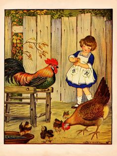 book illustration by Milo Winter, 1921 | eBay  Bird's Eye View of the Katydid http://www.birdseyeviewoftheworldofthekatydid.blogspot.com