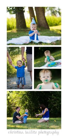 Orland Park, IL First Birthday Photography. Smash Cake. Lifestyle Photography. First Steps. Christina Bailitz Photography