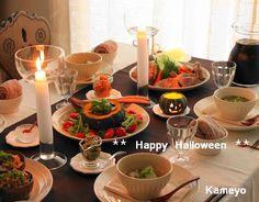 「ハロウィン パーティー 飾り付け」の画像検索結果