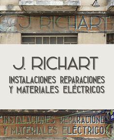 J. Richart – Instalaciones, Reparaciones y Materiales Eléctricos. Cocentaina – Alicante