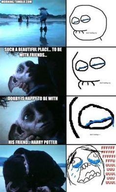 Dobby :(