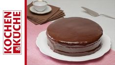 Feine Nusstorte » Kochrezepte von Kochen & Küche Tiramisu, Baking, Ethnic Recipes, Regional, Desserts, Food, Cakes, Youtube, Chocolate Sponge Cake