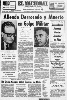 Golpe de estado en Chile Spanish Lesson Plans, Spanish Lessons, Spanish Classroom, Teaching Spanish, Military Dictatorship, Ap Spanish, Freedom Fighters, Vocabulary, Founding Fathers