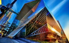 High Resolution Architecture