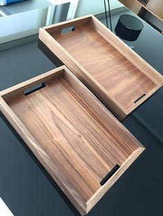 Charolas de madera Wood