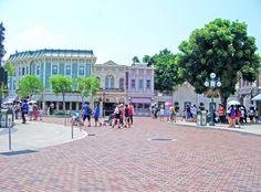 Disneyland's Main Street