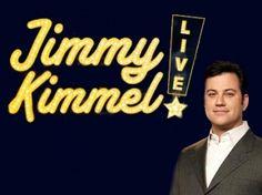 Jimmy Kimmel Live...He is HOT!