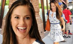 Jackie Kennedy would be proud! Minka Kelly pays tribute to her character in The…