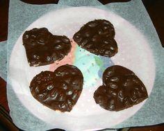 Σοκολατάκια με αμύγδαλο με 3 υλικά σε 3 κινήσεις | Συνταγές - Sintayes.gr Nutella, Pudding, Sweets, Cookies, Desserts, Food, Crack Crackers, Tailgate Desserts, Deserts