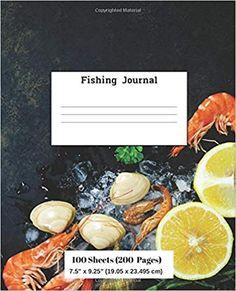 Fishing Journal: Ricky Lee: 9781696366359: Amazon.com: Books