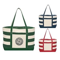 Promotional Cotton Canvas Nautical Tote Bag   Customized Cotton Canvas Nautical Tote Bag   Logo Cotton Totes