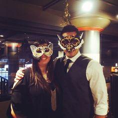 @amanda_yang14 and I had a blast celebrating with @kandidscott for her 30th birthday, masquerade style! #fun #foxmask #masquerade Photo cred to @mrs.brettburge