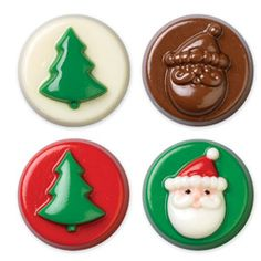 Jolly Fun Cookie Candy Mold