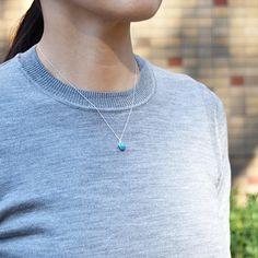 #porcelain #silver #necklace by #helenarohner