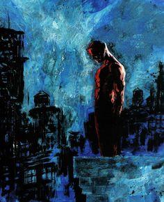 Daredevil by David Mack