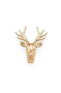 The Deer is a gentle creature and a symbol of grace. Wear this key to remind you that you can move through life with poise and elegance.